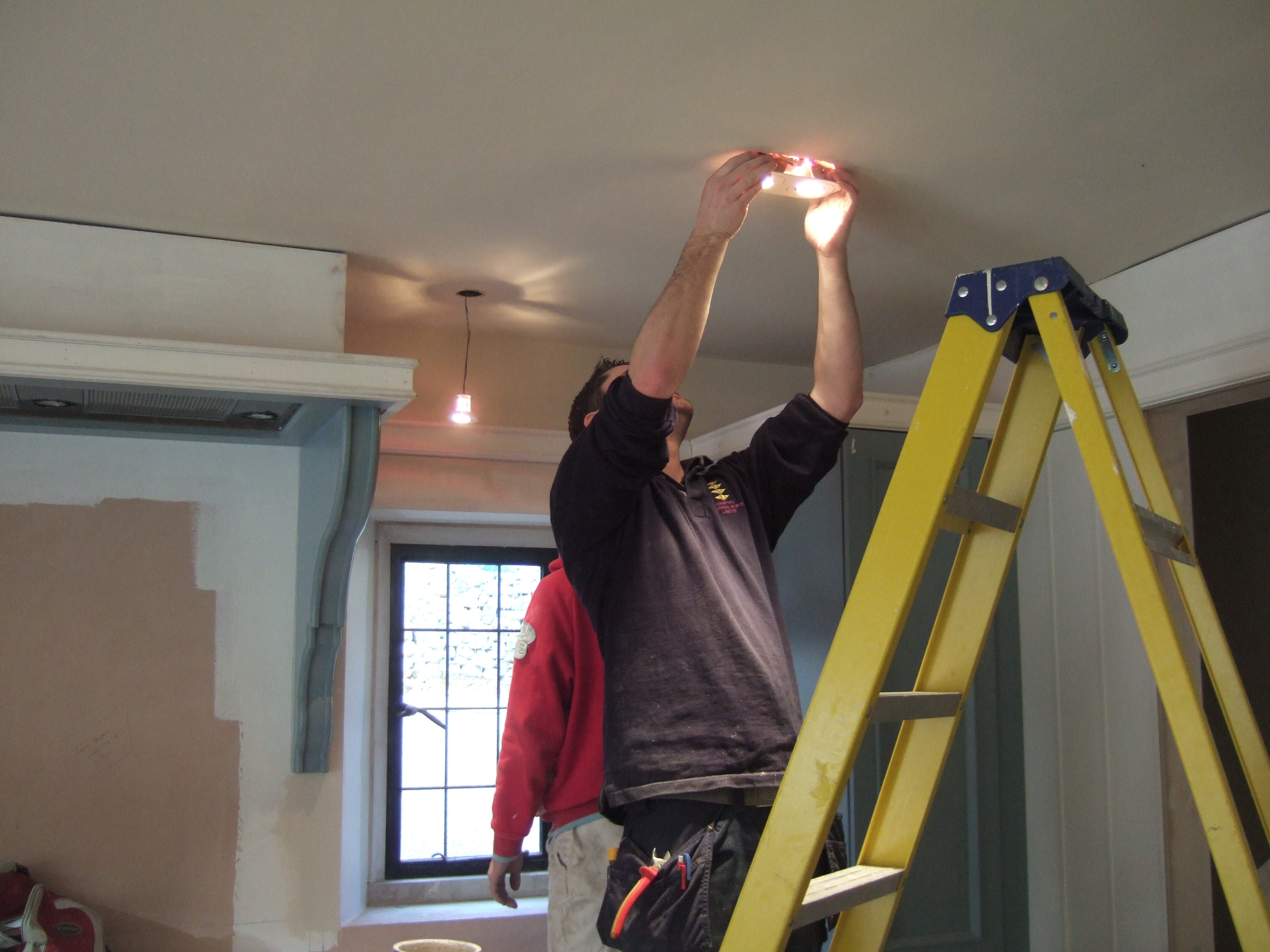 domestic lighting by Hampton Electrical Systems Ltd, Stroud, Gloucestershire