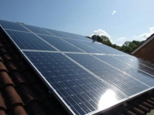Solar PV 2.85kw system by Hampton Electrical Systems Ltd